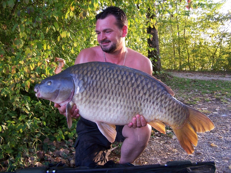 Roger Haines: 44lb