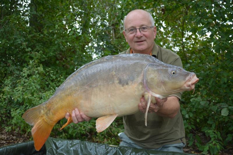 Andy Morgan: 42lb