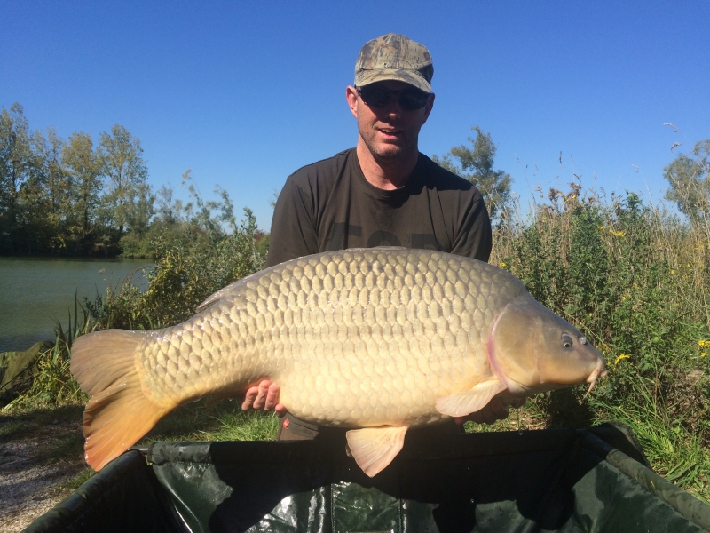 Terrence Casey: 48lb