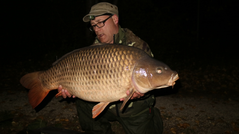 Rich Russell: 40lb