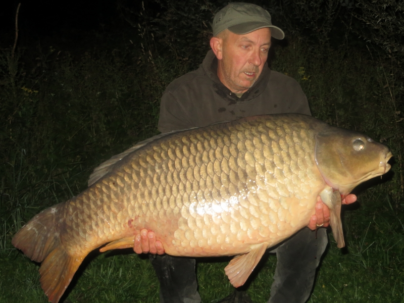 Alan Layton: 63lb