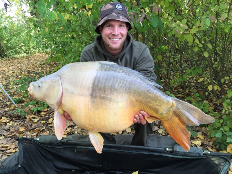 George Eldridge: 38lb