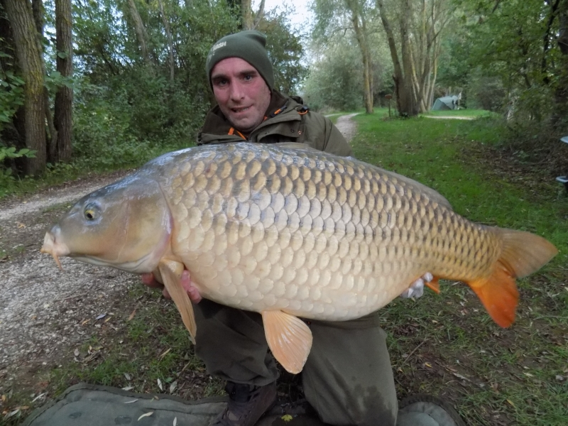 Tony Oldfield: 46lb