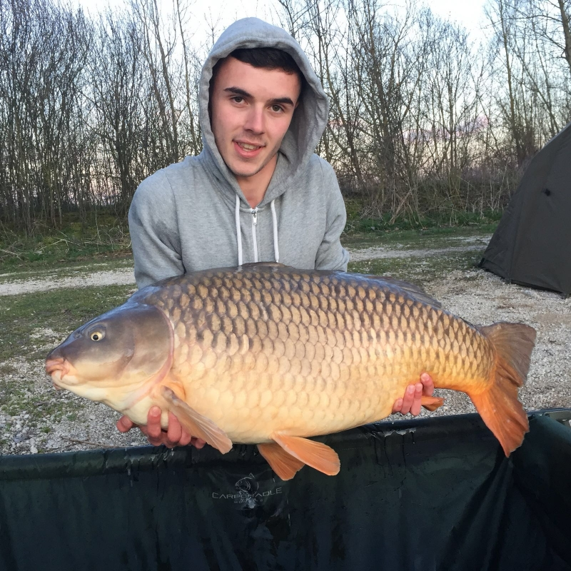 Connor Hardie: 45lb