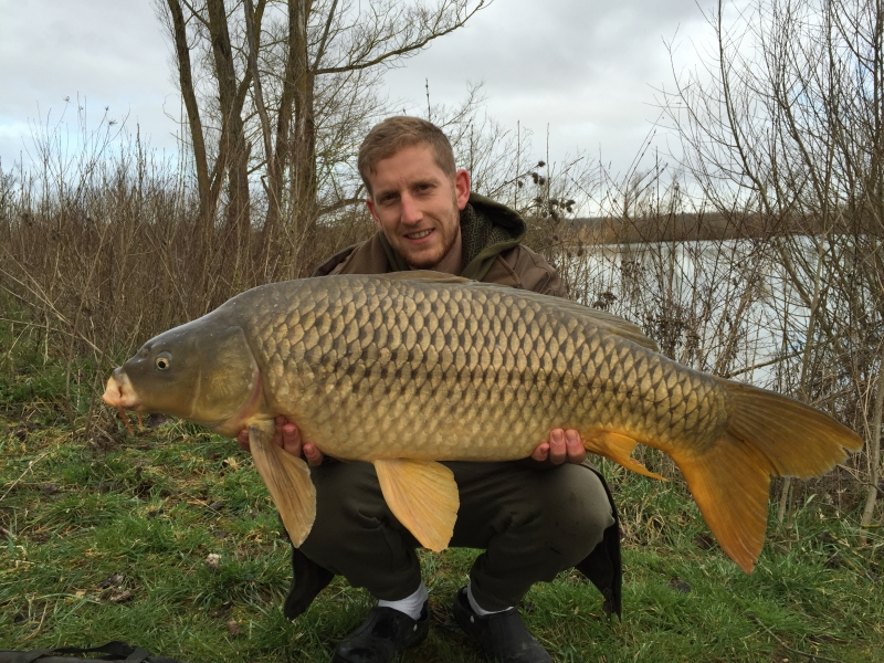Shane Cook: 21lb