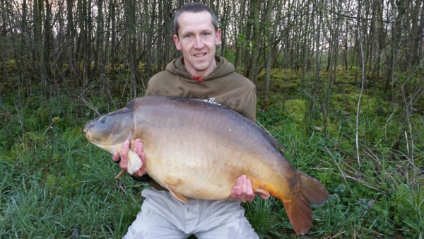 Carl Thelwell: 55lb