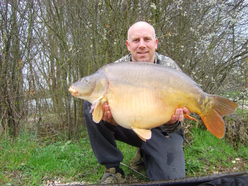 Ian Palmer: 36lb