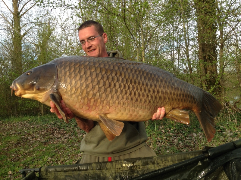 Eric Sprought: 57lb