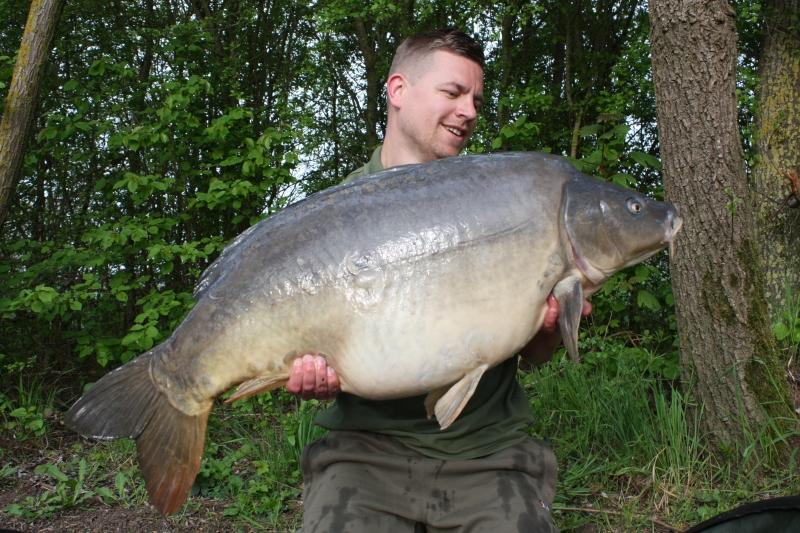 Matt Cheshire: 51lb