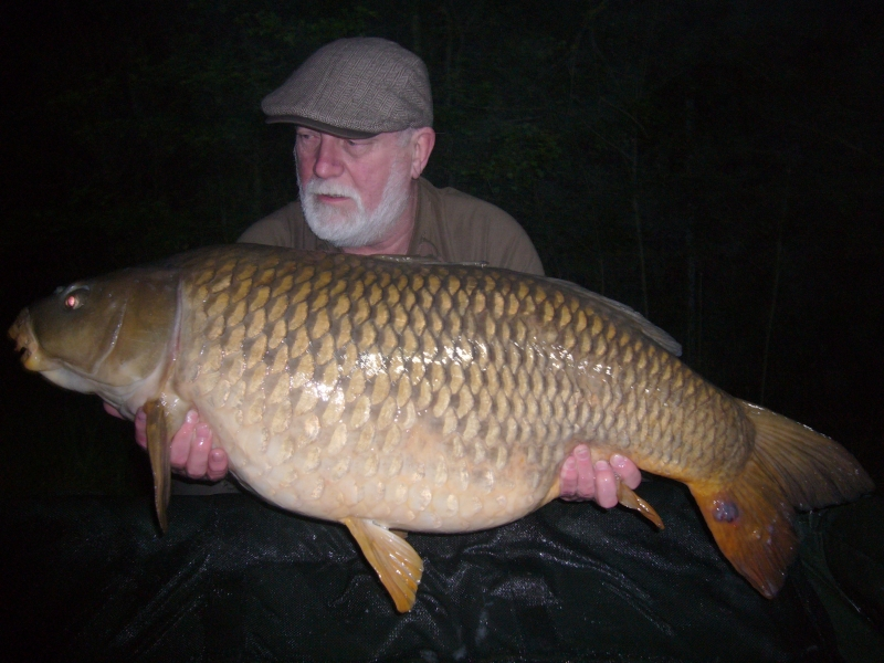 John Richards: 40lb