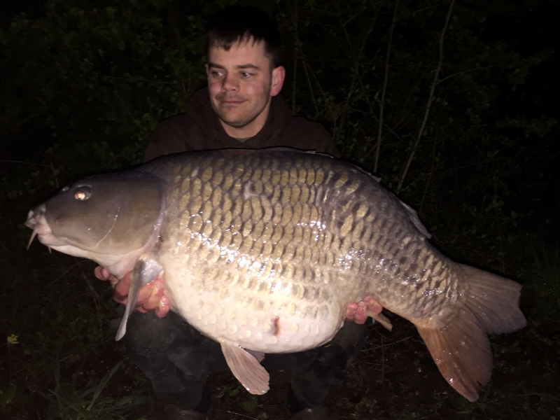 Shane Mcleary: 52lb