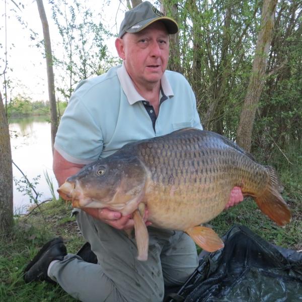 Vince Cawley: 55lb