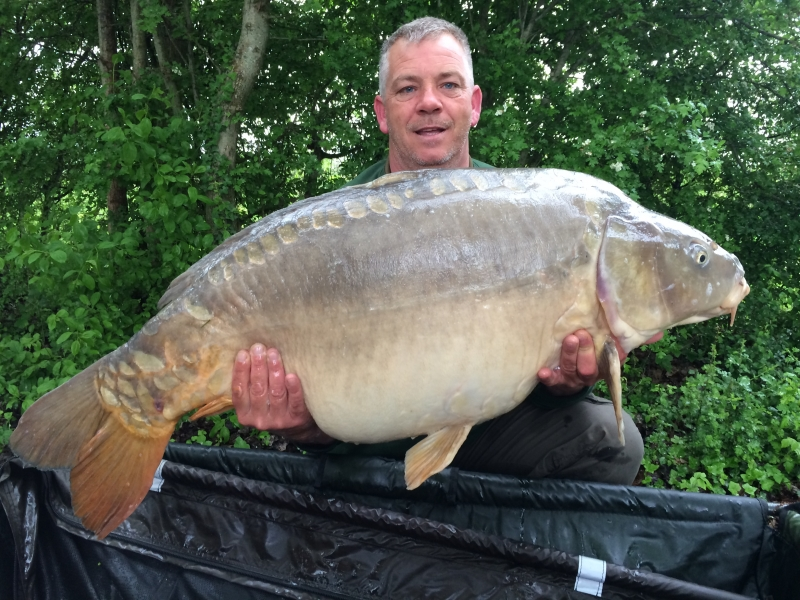 Terry Page: 55lb