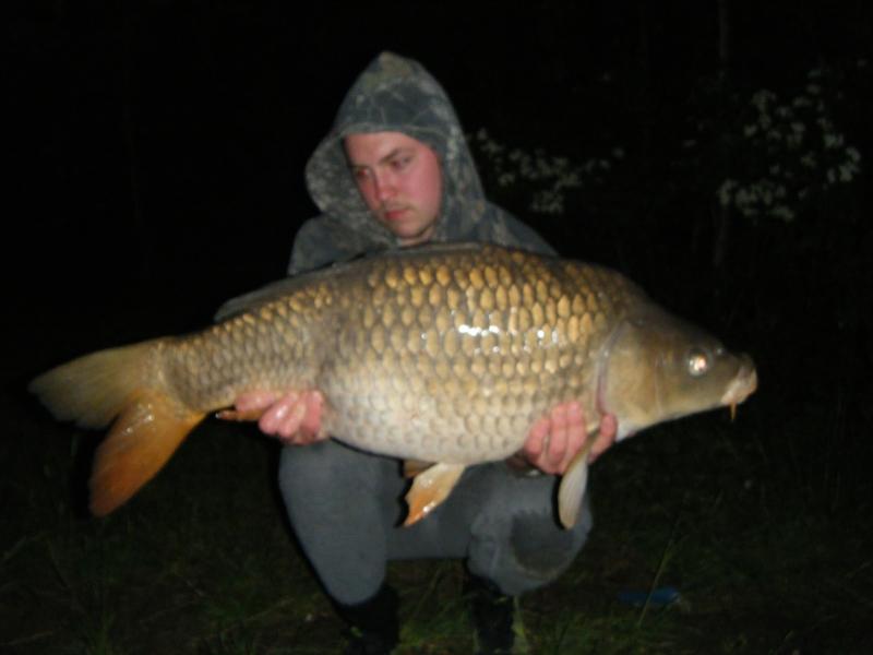 Darren Thornhill: 36lb