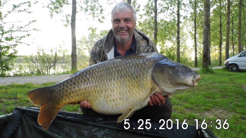 Gary Smith: 52lb