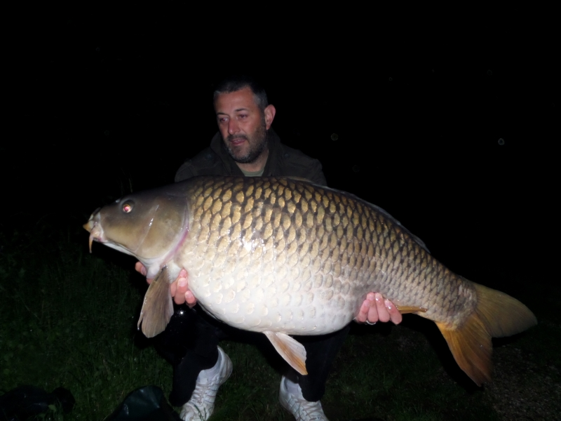 Gary Fortune: 46lb