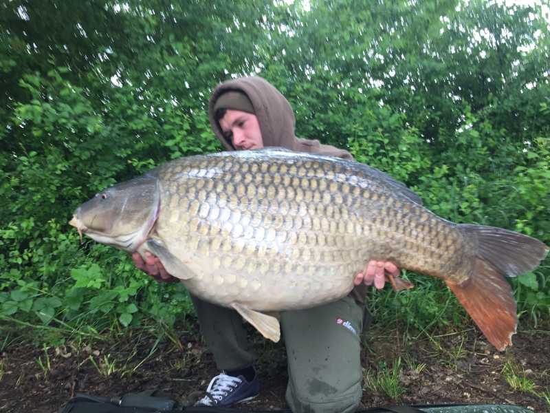 Mike Pope: 57lb