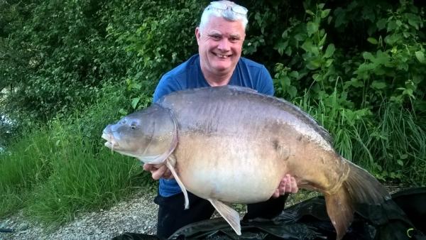 Steve Farden: 47lb