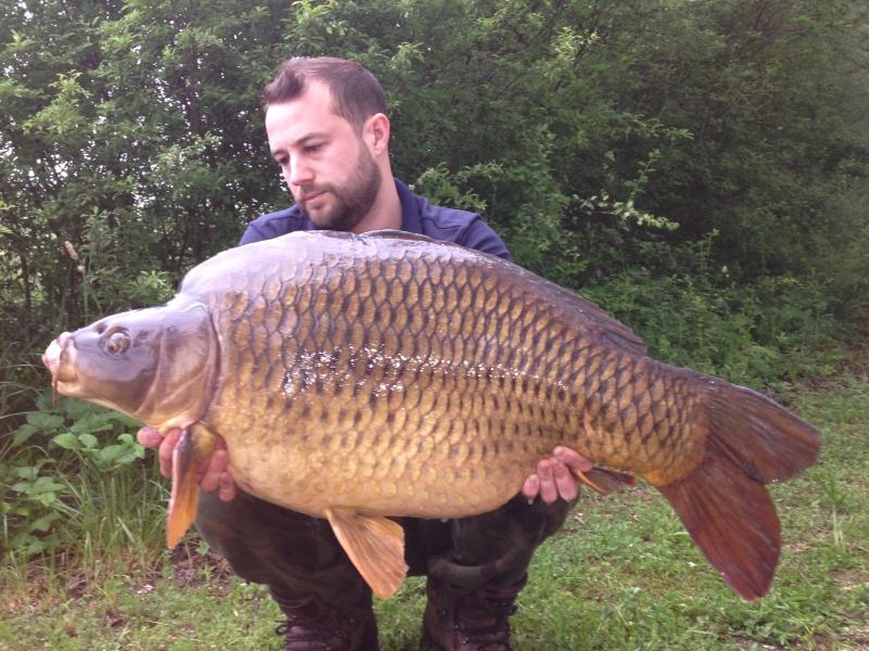 Mick Parry: 44lb