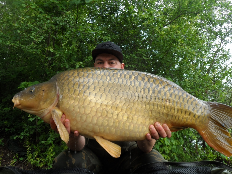 Mark Carberry: 42lb