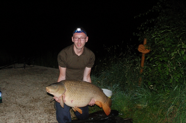 Richard Stobbs: 44lb