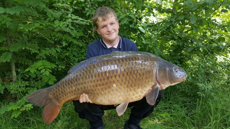 Luke Wheeler: 51lb