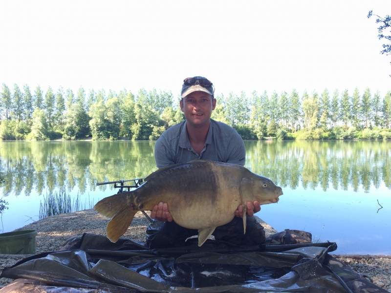 Lee Robins: 31lb