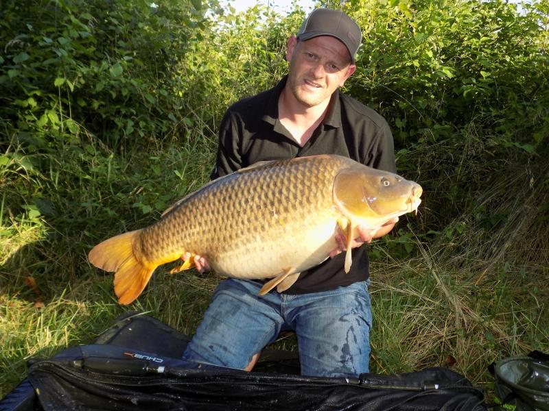 Shaun Barnes: 40lb