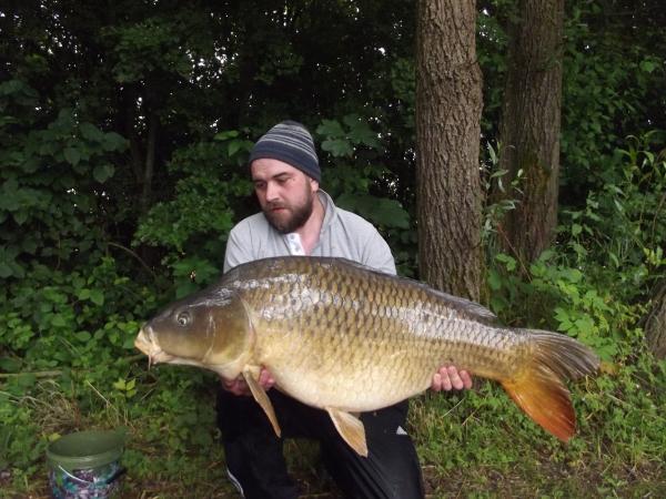 Stuart Fazackerley: 43lb