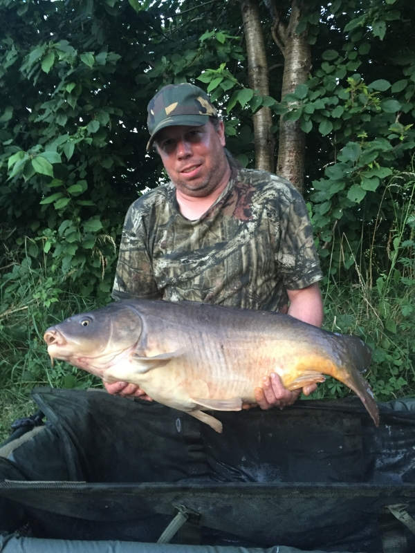 Chris Sippings: 25lb