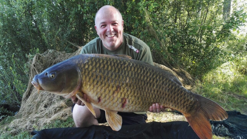 Andy Eustace: 46lb