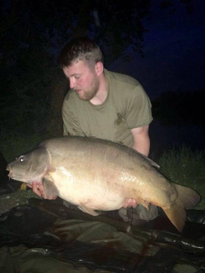 Colin Whitely: 50lb