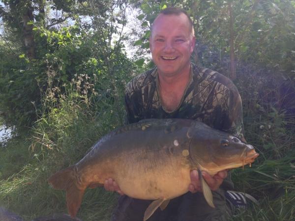 Steve Buckley: Mid thirty