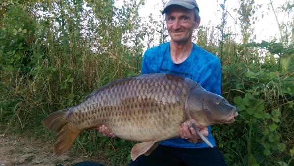 Ken Stitt: 41lb