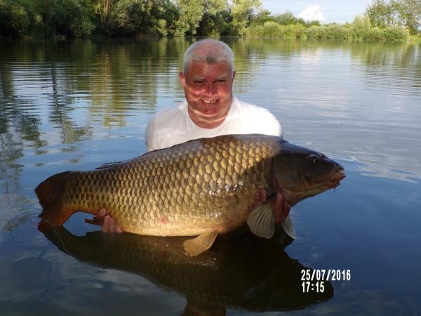 Steve Farden: 56lb