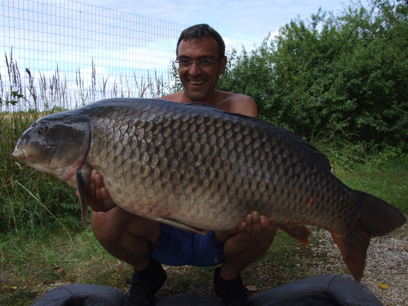 Stuart Marsden: 46lb