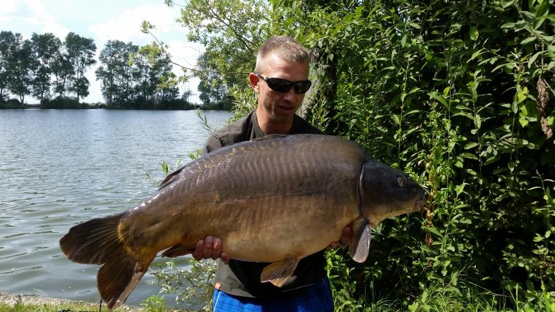 Ian Spraggs: 38lb