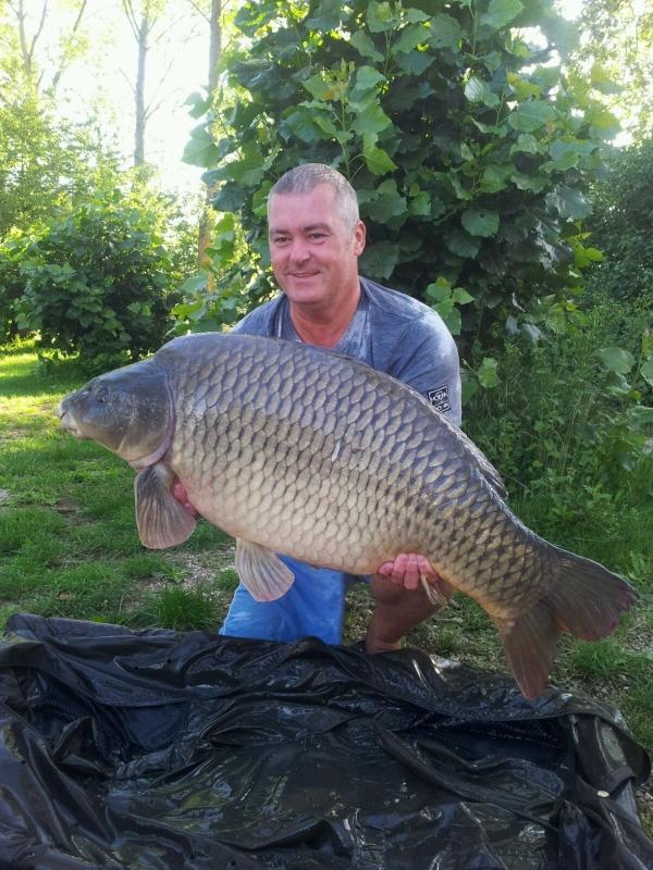 Paul Deighton: 48lb