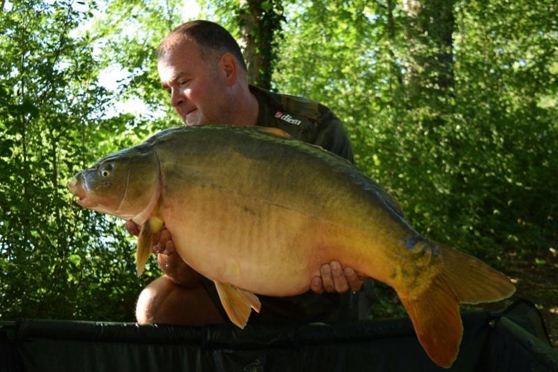 Stuart Cairns: 32lb
