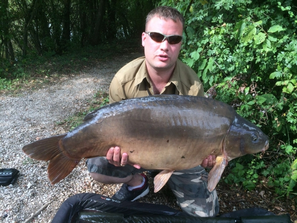 Tom Heath: 41lb