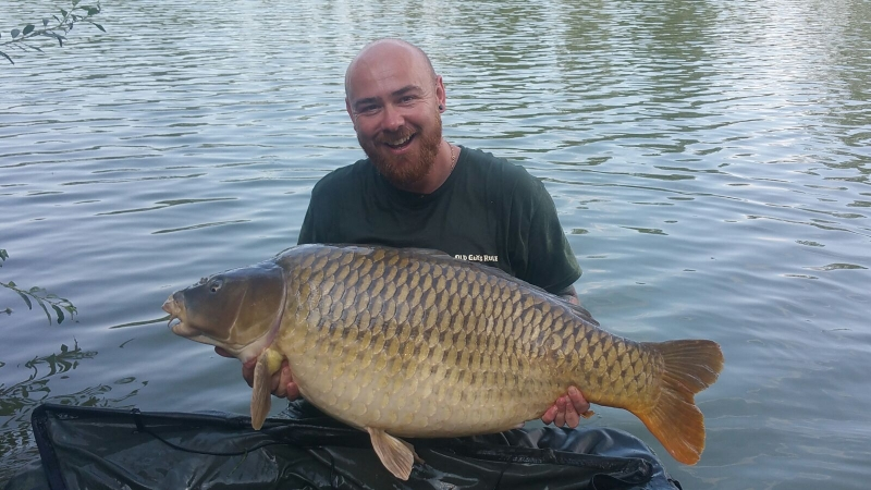 Terry Crouch: 50lb