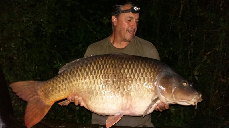 Paul Withey: 53lb