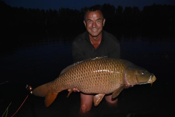 Simon Morrisey: 47lb