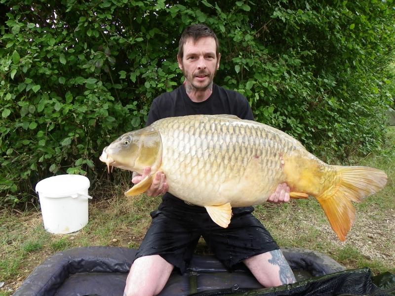 Kelvin Dingsdale: 45lb