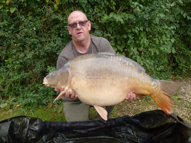 John Greenslade: 47lb