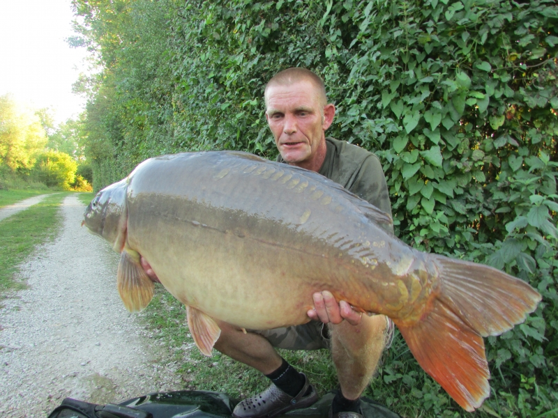 Mike Green: 44lb