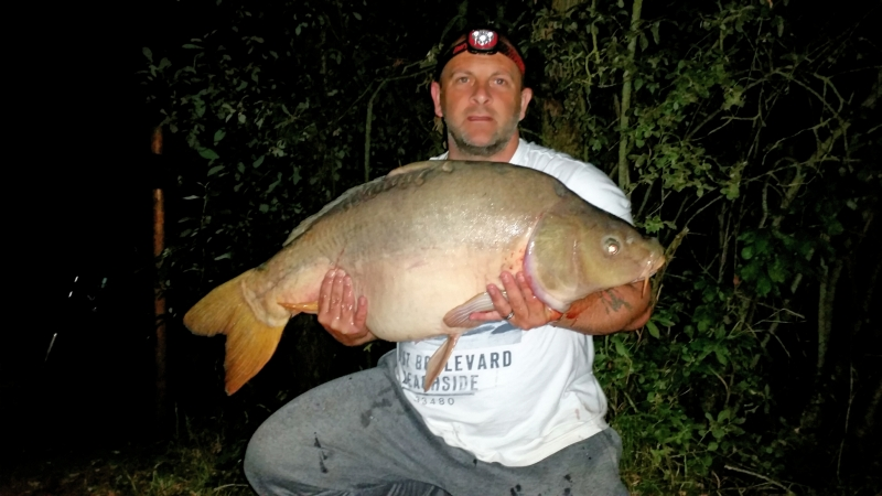 Ian Beardsley: 44lb