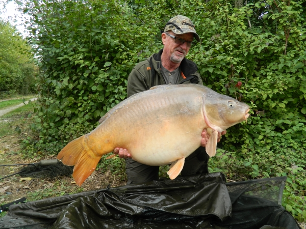 Clive Welsh: 50lb