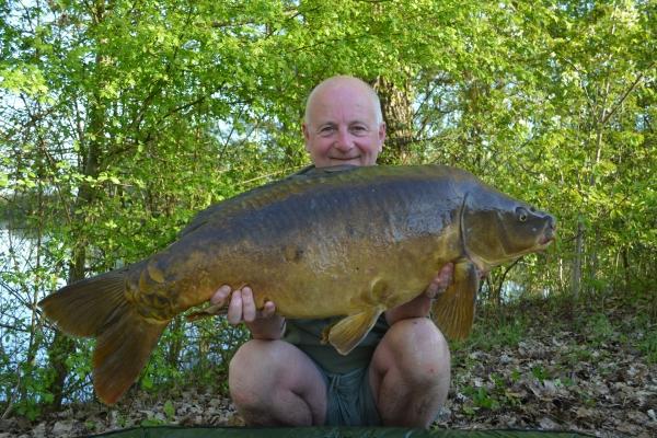 Andy Morgan: 39lb
