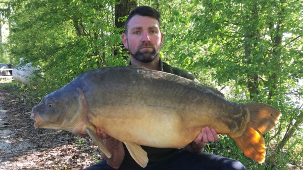 Gareth Clarke: 41lb